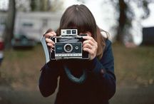 Photography and Camera Goodness / by Holly Harrison