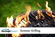 Summer Grilling / by Meritage Homes