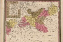 Prussia Antique Maps / Antique maps of Prussia present an interesting view of the many changes in Prussia over the Centuries. These original old maps of Prussia show the ebb and flow of political and geographical change. Vintage maps of Prussia often show Country and Kingdom names. Prussian boundaries changed over the years as one power rose and another declined. These historical Prussia maps, to include antique maps of the Prussian Empire are truly pieces of Prussian history on paper.