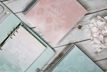 2018 A5 insert planner / It's an A5 Insert Planner like you've never seen before. Cultivate peace, purpose, productivity and positivity into each and every day with our thoughtfully crafted A5 Inserts.  #a5 #ringbound #a5planner #a5daily