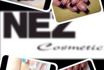 Nez Cosmetic / Batık Tırnak Tedavisi, Protez Tırnak, İpek Kirpik