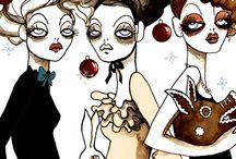 Illustration I like / My favourite Illustrators/Illustrations. / by Dunni Mustapha