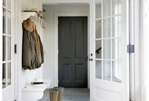 laundry / mud room / by Sarah Hurst