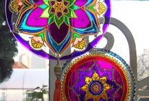 mandalas y mosaicos