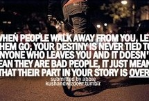 quotes i <3 / by Sydney Davis