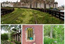 Gardening places & inspiration