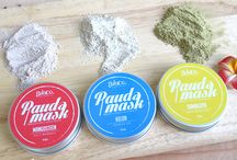 PAUDE MASK / PAUDE MASK is made from natural clay and other natural ingredients. More info check www.gulaco.net