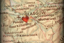 Glasgow / Glasgow is a two hour drive, within reach for a great day out!