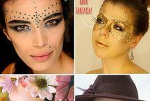 Carnaval / Roupas, maquiagens, fantasias e muita cor