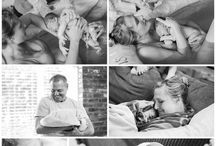 Birth / Birth photography is documentary photography, non-posed, and the whole story is told through the images alone.
