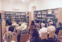 2015 - Encuentro Literario Isabel Martín Salinas- 8 Octubre / Ronda Andaluza del Libro