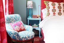 My new bedroom / by Amy Melhiser-Schertzinger