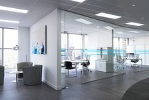 Glass Partition Installations