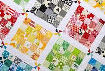 Quilt ~ The Scraps / by Anna Quilting & Wool
