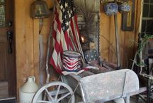 Prim Americana / by Early American Home