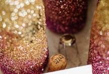 Glitter and sparkle party inspiration