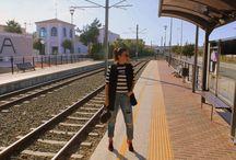 """Marsala high shoes by Gloria Ortiz / Os presento un nuevo #lookpropuesta subida en unos precisos #highshoes: """"Marsala high shoes by Gloria Ortiz"""", como siempre lo podéis encontrar en http://www.laprincesarosa.com/…/marsala-high-shoes-by-glori… """