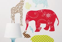 Wall Decals  / Wall stickers are the easiest and quickest way to transform a room! Favorite decor themes like princesses, cars, pirates, dots, castles, sports, flowers, animals, outer space, fire trucks, construction, and trees... we've got you covered!