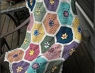 Crochet Granny Squares/Squares