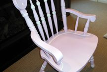 Painting Furniture: Chairs