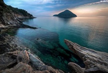 Limenaria and Thassos / Beautifull island where I live.....