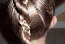 Cheveux enfant