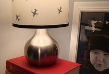 crafty lamps / by Jessica Schwartz Zuccarello