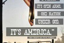 Americana!! / by Bonnie Hill