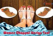 Women Chappal Software