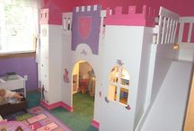 Girl room / by Lucy Kells
