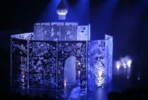 Theatre set / Set from #World of Wearable art by Stuart McLachlan