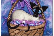 Cats by Amy Lyn Bihrle