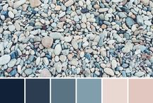 Paints and colours