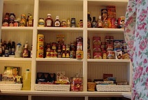 Pantries that Make My Heart Skip a Beat / by Back to Basics