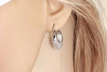 Earings By Fashion Cafe