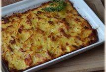 zemiaková baba v trúbe