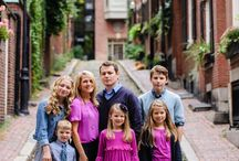 inspiration   family portraits  / Family portrait poses