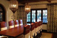 Sean Rush Interior Design - Spanish Colonial Revival