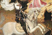 Svätý Juraj a iný bojovníci