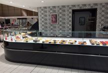 Bakon USA Display Cases by OCF / Bakon USA commercial bakeries & industrial kitchen refrigerated displays by OCF