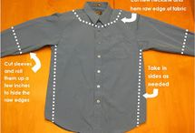 Diy mens shirts