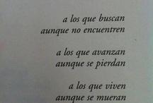 Poesía.