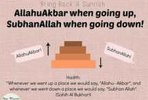 Sunnah: The Best of Lifestyle