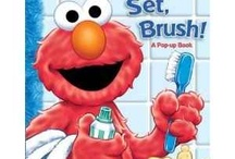 Books about going to the dentist and dental care for kids.