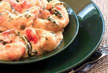 Seafood Dinner Recipes
