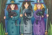 *** HAPPY HALLOWEEN and WITCHES ***