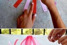 kreativ med pap og papir
