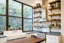 Kitchens / by Melissa Maynard