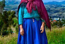 Viselet - ecuadori