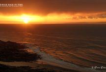 Gower Beautiful Sunset